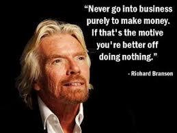 Rochard Branson on Motive